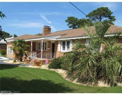 Virginia Beach Residential New Listing: 2232 Elder Rd