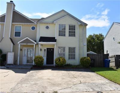 Virginia Beach Residential New Listing: 1369 Longlac Rd