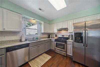 Virginia Beach Residential New Listing: 1709 Maryus Ct