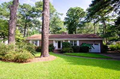 Norfolk Residential New Listing: 1428 Willow Wood Dr
