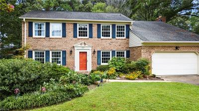 Virginia Beach Residential New Listing: 857 Five Point Rd