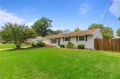 Virginia Beach Residential New Listing: 649 De Laura Ln