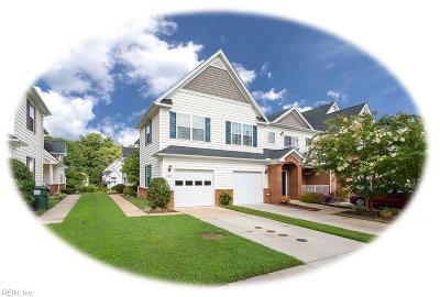 Williamsburg Residential New Listing: 1702 Rustads Cir