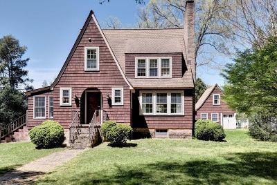 Williamsburg Residential New Listing: 117 Plantation Dr
