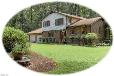 Williamsburg Residential New Listing: 407 Fenton Mill Rd