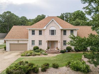 Chesapeake Residential New Listing: 1204 Brassie Ct