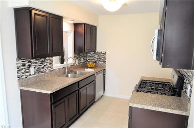 Virginia Beach Residential New Listing: 1225 Mullholand Ct