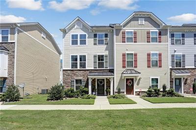 Chesapeake Residential New Listing: 609 Dupree Ln