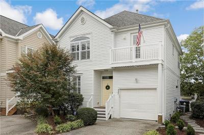 Virginia Beach Residential New Listing: 2201 Leeway Ct