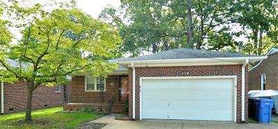 Chesapeake Residential New Listing: 1144 Laurel Ave