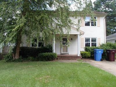 Chesapeake Residential New Listing: 1504 Philmont Ave