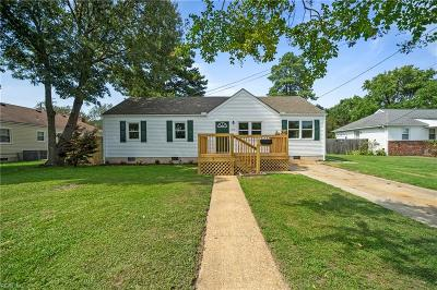 Norfolk Residential New Listing: 5530 Macon Ct