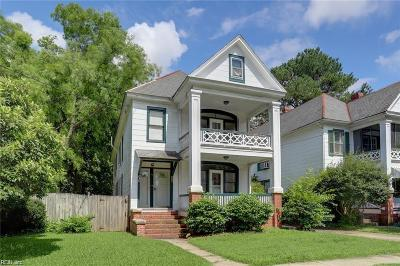 Portsmouth Multi Family Home New Listing: 237 Broad St