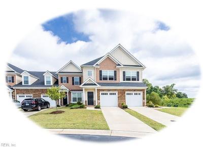 Williamsburg Residential New Listing: 805 Braemar Crk