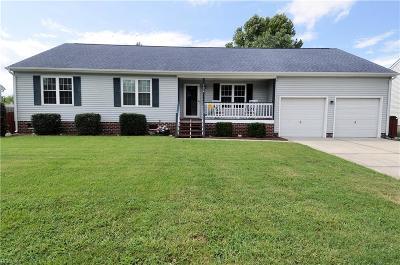 Chesapeake Residential New Listing: 324 Belle Ridge Ct
