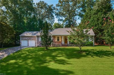 Newport News Residential New Listing: 161 E Rexford Dr
