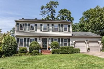 Newport News Residential New Listing: 73 Shannon Dr