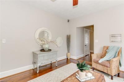 Norfolk Residential New Listing: 4301 Colonial Ave