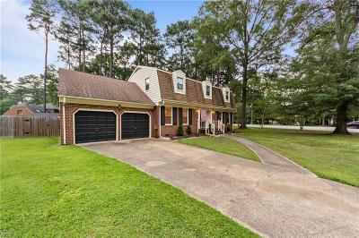 Chesapeake Residential New Listing: 2901 Brittany Way