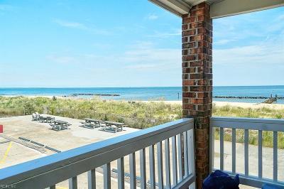 Norfolk Residential New Listing: 900 Ocean View Ave #12