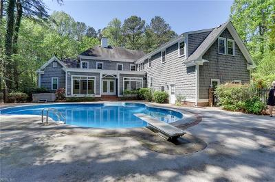 Virginia Beach Residential New Listing: 3304 Eagle Nest Pt