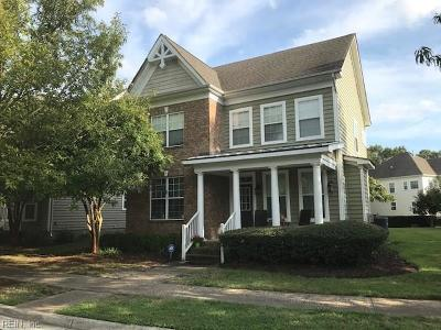 Portsmouth Residential New Listing: 505 Water Lilly Rd