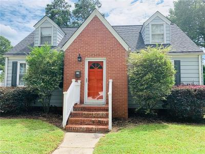 Portsmouth Residential New Listing: 4105 Race St