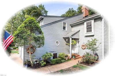 Williamsburg Residential New Listing: 513 Spring Trce