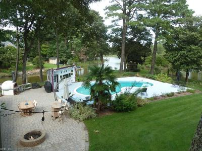 Virginia Beach Residential New Listing: 2625 Sandy Valley Rd Rd