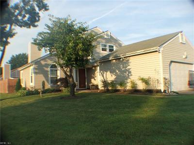 Virginia Beach Residential New Listing: 904 Campion Ct
