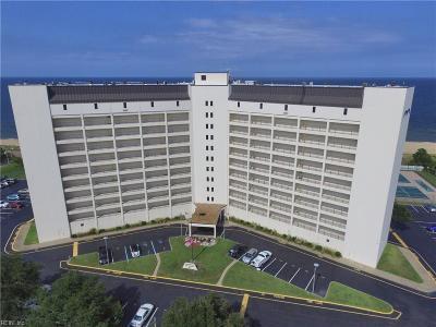 Norfolk Residential New Listing: 100 E Ocean View Ave #304