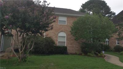 Virginia Beach Residential New Listing: 930 Ewell Rd