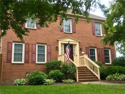 Chesapeake Residential New Listing: 1201 Plantation Lks
