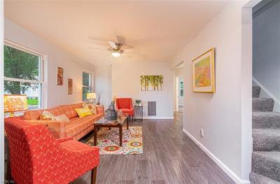 Norfolk Residential New Listing: 3840 Peterson St
