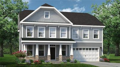 Virginia Beach Residential New Listing: Mm Azalea (Kingston Estates)