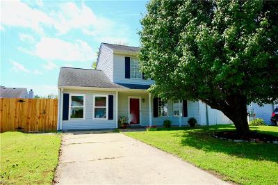 Virginia Beach Residential New Listing: 3429 Forest Glen Rd