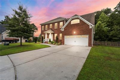 Chesapeake Residential New Listing: 1126 Sutherlyn Ct