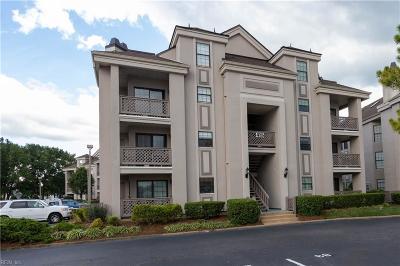 Virginia Beach Residential New Listing: 413 Harbour Pt #202