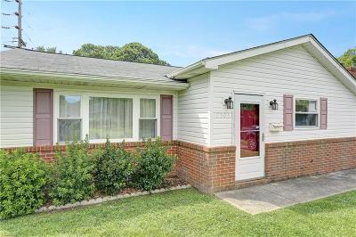 Virginia Beach Residential New Listing: 4505 John Jay Ln