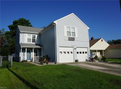 Virginia Beach Residential New Listing: 1005 Brockway Ct