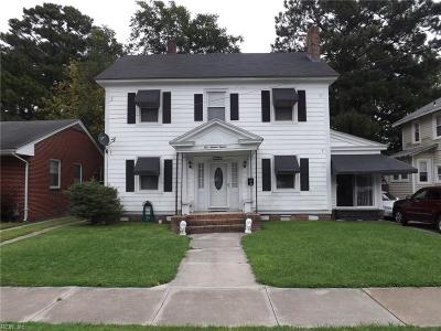 Suffolk Residential New Listing: 318 Cedar St
