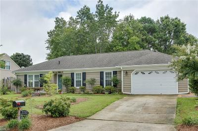Red Mill Farm, Red Mill Village Residential For Sale: 2212 Newstead Dr