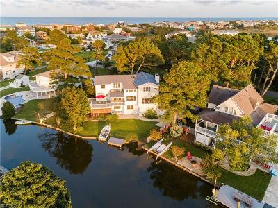 Sandbridge Beach Residential New Listing: 332 Pike Cir