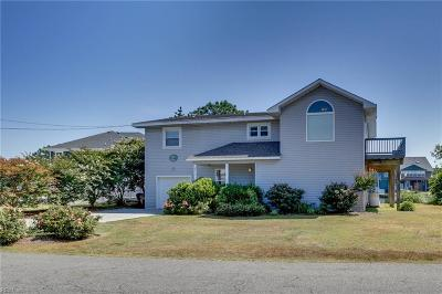 Sandbridge Beach Single Family Home For Sale: 2912 Sand Bend Rd
