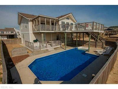 Sandbridge Beach Single Family Home For Sale: 3228 Sandfiddler Rd