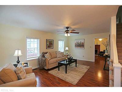 Poquoson Single Family Home Under Contract: 1279 Poquoson Ave