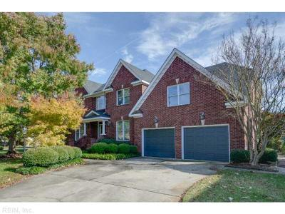 Chesapeake Single Family Home For Sale: 2948 Bruce Sta