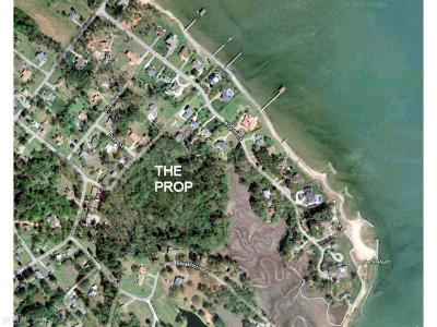 Suffolk Residential Lots & Land Under Contract: 8.6ac Pike St