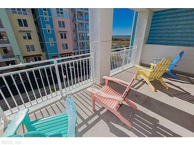 Sandbridge Beach Single Family Home For Sale: 3700 Sandpiper Rd #222A