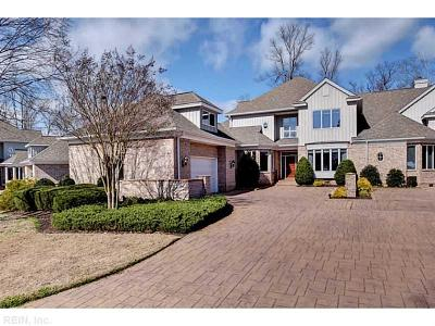 James City County Single Family Home For Sale: 414 Rivers Edge